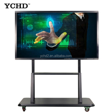 70 inch HD Resolution LCD Android Monitor Touch Screen use in meeting