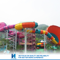 Hot sell Best Price banzai inflatable water slide for sale