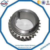 powder metal sintered double gear box transmission/shoemsimilarg machine parts