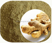 Food grade dehydrated ginger powder Ginger extract powder dried Natural plant extract for spices