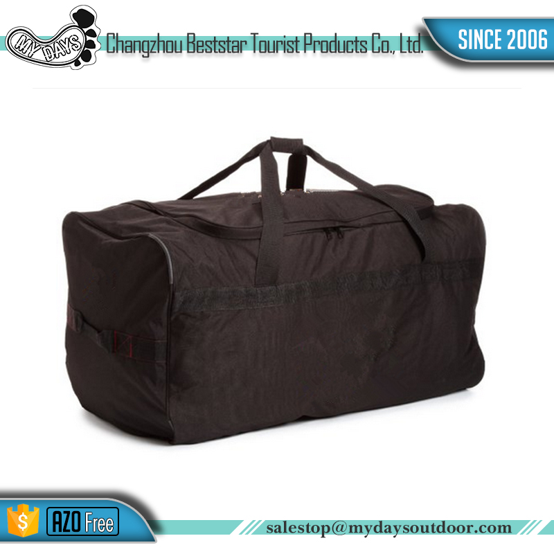 China manufacturer fast supplier rolling duffle bag carry on