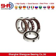 Good quality 7200AC plastic pulley ball bearings size:10x30x9mm ball bearings