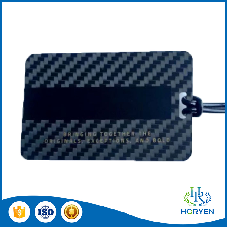 Customized custom carbon fiber usb business card With Bottom Price