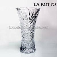 300MM sunflower glass vase