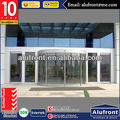 auto sensor glass sliding door for commercial