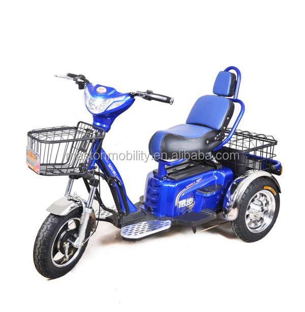 Cheap price 3 wheel electric scooter for adults buy for 3 wheel motor scooters for adults