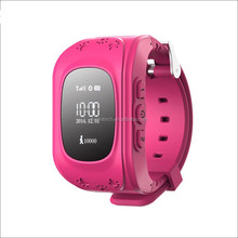 Wrist watch gps tracking device for kids teenagers fashion new GPS watch phone