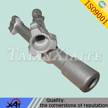 Non-standard various metal material casting professional by drawing custom pipe fitting