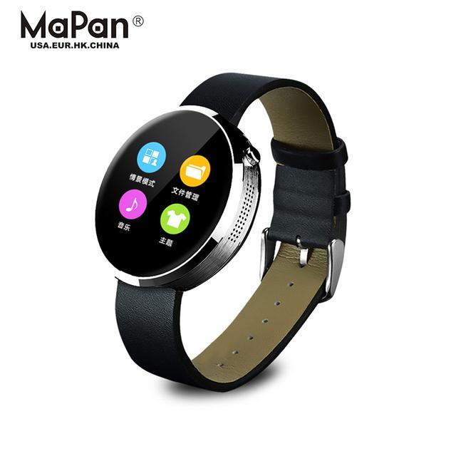 wrist fashion smart watch with hidden camera, MaPan brand