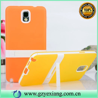 TPU Case For Samsung Galaxy Note 3 N900 N9006 N9003 With Stand