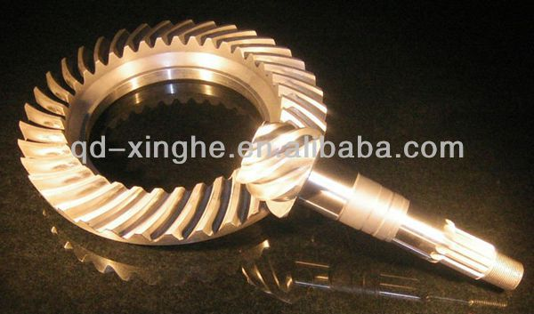 Qingdao crown wheel and pinion gear