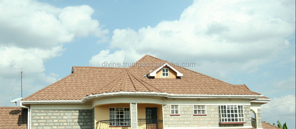 DIVINE orbis ( stone coated steel roof tile )