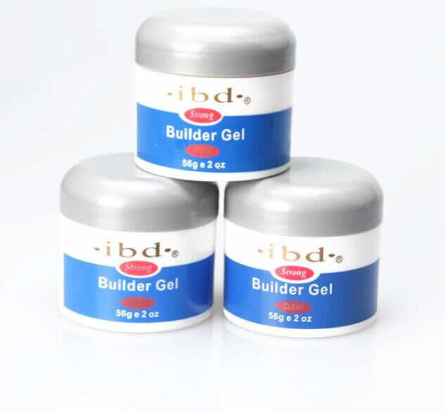 Rosynails nail supply super builder uv gel ibd hard gel 56g