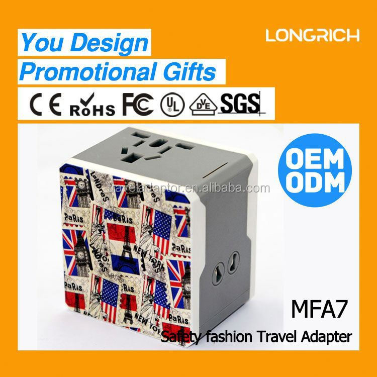 Necessary traveling home appliances gift items(A7)