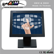 12.1 inch 4:3 Desktop building automation system 1024x768 Resistive Touch Screen