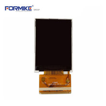 2.4 inch 240*320 tft flexibele lcd display panel touch screen met MCU-interface