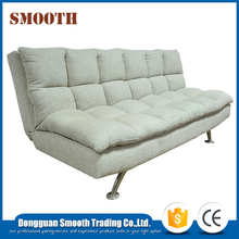 2017 Modern latest two seat wooden folding sofa bed design malaysia price / sofa cum bed