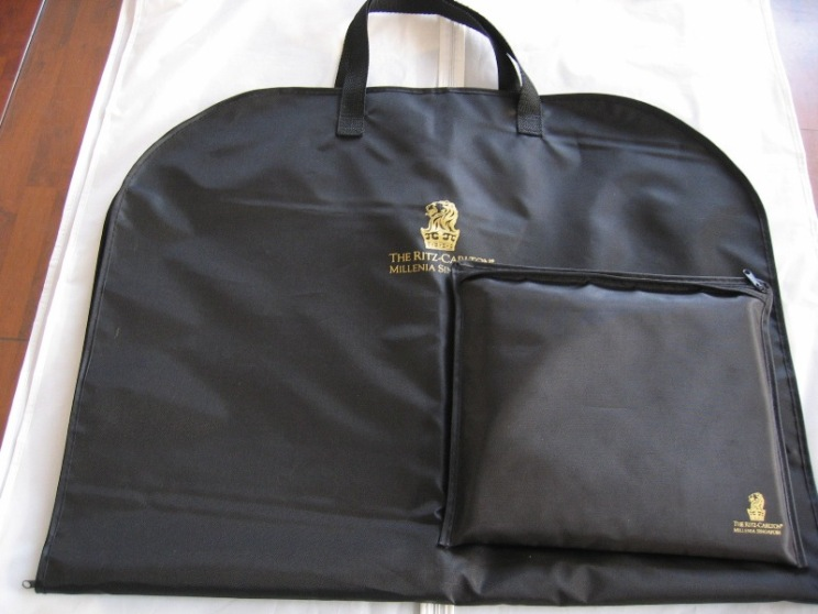 High quality mens business suit cover non woven garment bag
