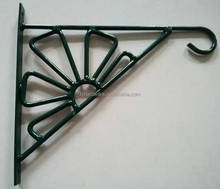 High quality Garden Plant Flower Wall Hanging Bracket