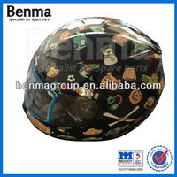cool motorcycle helmet,double visor helmet for motorcycle,safe with high quality and reasonable price