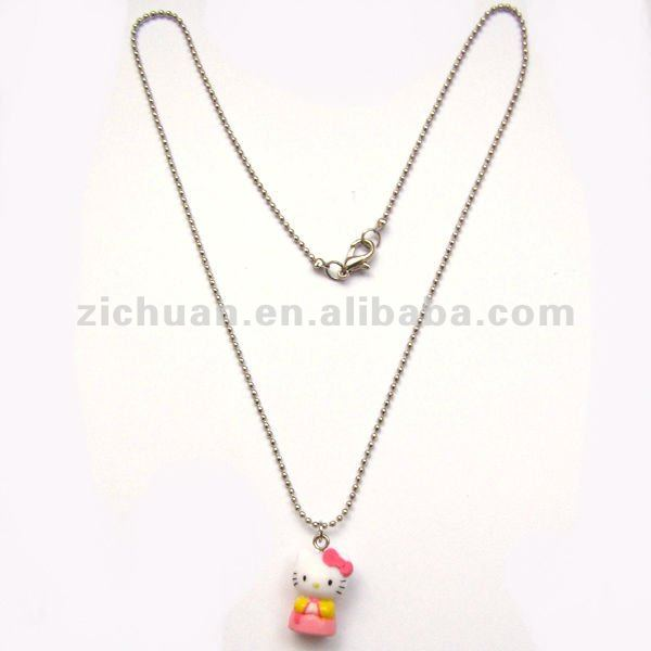 wholesale cheap hello kitty necklace