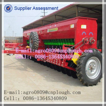 alfalfa planter grass seeds planting machine