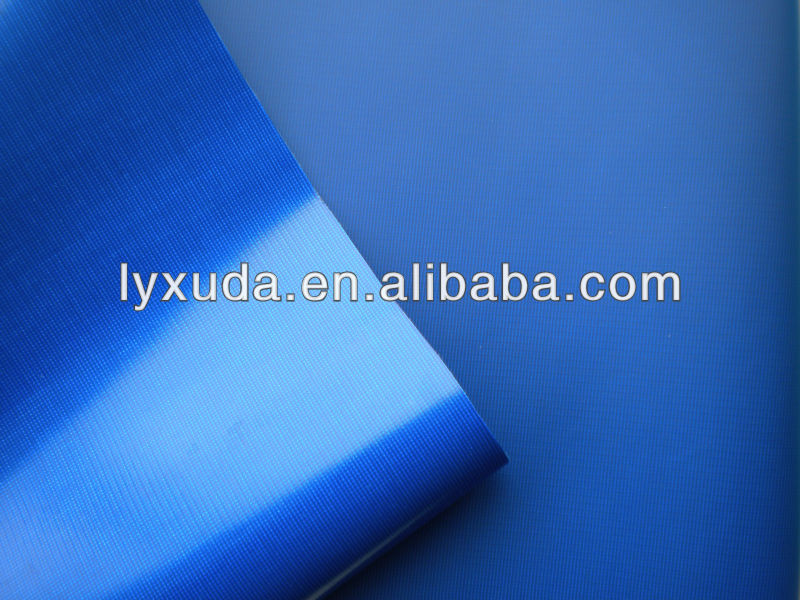 800g/sq.m PVC Tarpaulin Fabric Multi-purpose Material for cover