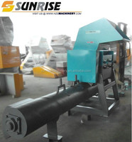Plastic Film Recycling Crusher Machine