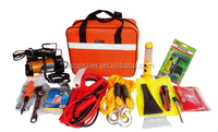 S80029 Roadside car emergency kit with air compressor