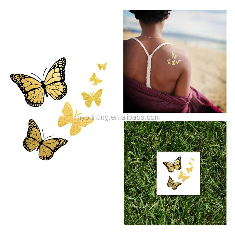 3d butterfly tattoo designs tatto flowers temporary