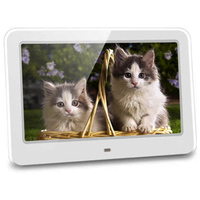 Small lcd digital photo picture frame