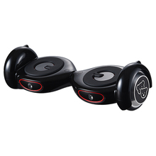 Black mini hoverboard self balancing kid scooter 4.5 inch with patents of appearance and utility model
