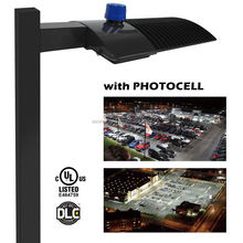 DLC listed led shoe box light UL led shoebox light retrofit kit for door applications