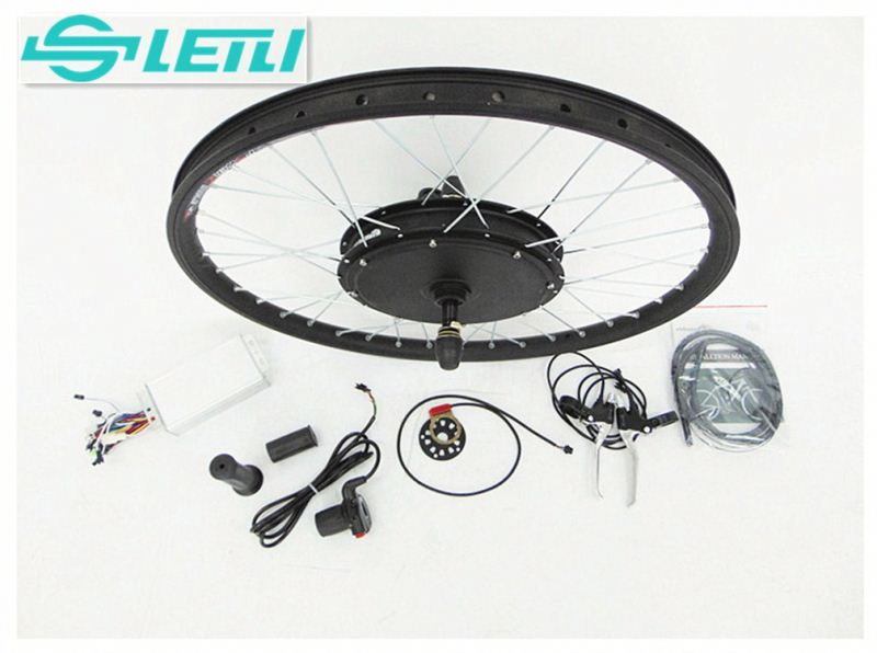 Fat Tire 36 Electric Bike 48V 1000W Bicycle Conversion Kit