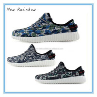 comfortable breathable adults shoes/ fashiong soft shoes/sport shoes