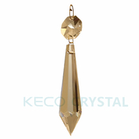 Hanging Crystal Pendants, keco crystal is work on all kinds of Chandelier Crystals, and produce Customized chain