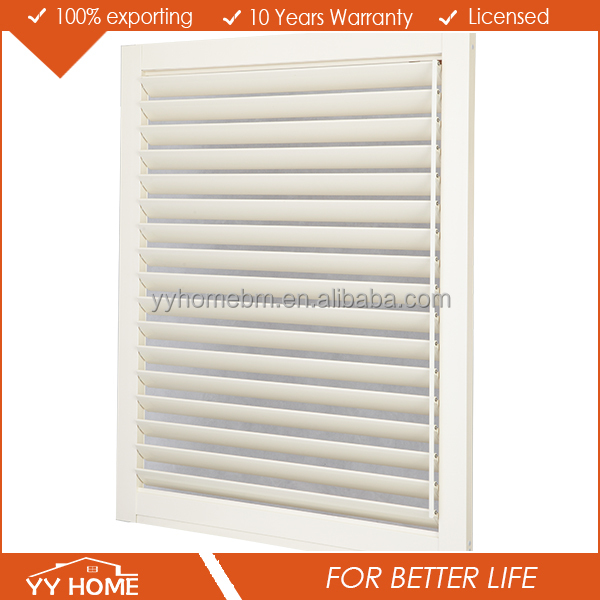 High quality adjustable plantations shutters
