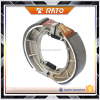 China wholesale motorcycle brake shoes good quality