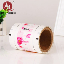 Wholesale nylon translucent food packing ldpe scrap plastic laminating film roll