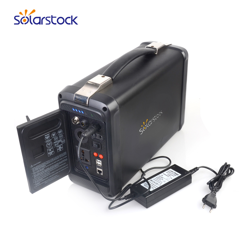 All-in-one Movable Handheld Portable Power Supply 500w for Off Grid Living