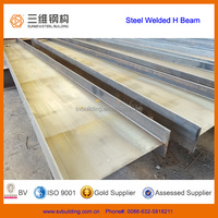 Welded H Building Steel for Construction