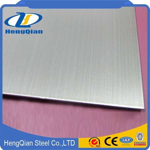Hot selling!!!430 2b stainless steel sheet made in China manufacture for shipbuilding