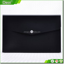 wholesale custom a4 size leather bill folder