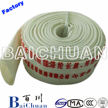 Canvas Fire Hose, PVC Fabric Fire Hose Used