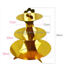 OEM high quality cake stands cake drum for wedding or birthday
