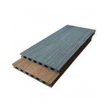 Prefab waterproof wpc outdoor co-extrusion decking