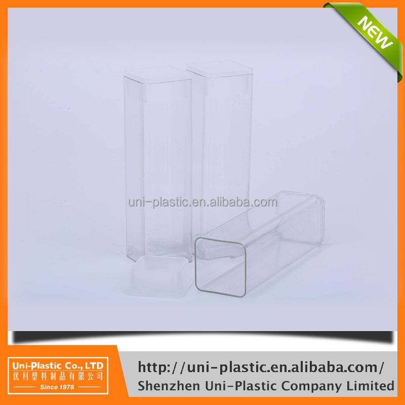 Fast Delivery PVC and Transparent PVC Material plastic food container