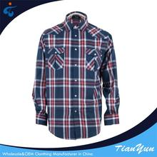 Made in China Designer nice eco-friendly mens casual shirts pattern