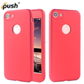 New phone accessories mobile phone tpu cover for iphone 7 case 360 degree full protective shockproof case for iphone