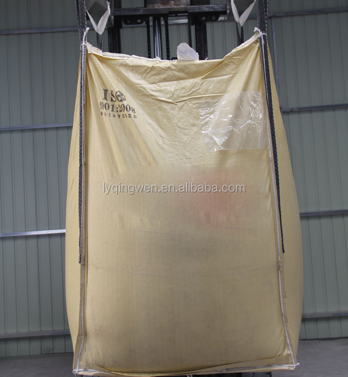 PP woven bulk bag with <strong>U</strong>+2 type, high UV treated Safety factor:5:1